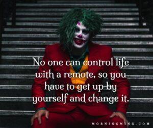 life changing joker quotes
