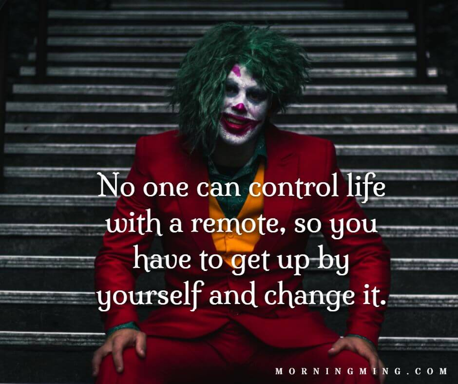 23+ Best life-changing JOKER Quotes | Best Inspirational Joker Quotes